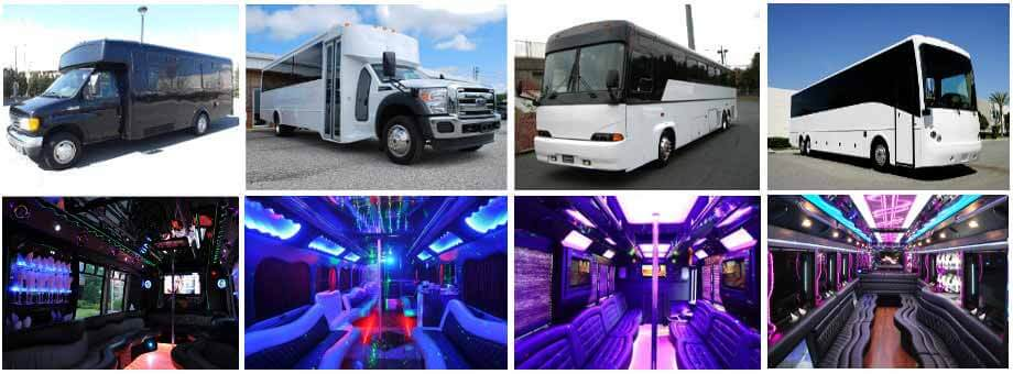 Party Buses Grand Rapids